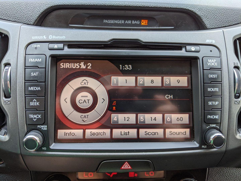 2012 Kia Sportage SX w/Nav for sale in Edmonton, Alberta