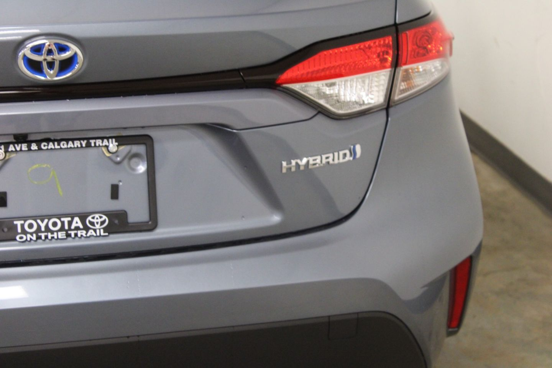 2022 Toyota Corolla Hybrid for sale in Edmonton, Alberta