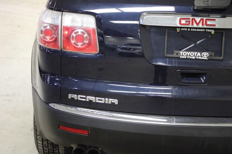 2012 GMC Acadia SLE1 for sale in Edmonton, Alberta