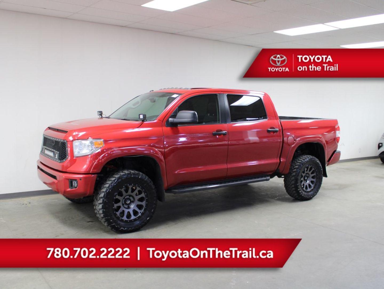 Used 2017 Toyota Tundra Platinum Pl2441 Edmonton Alberta Go Auto