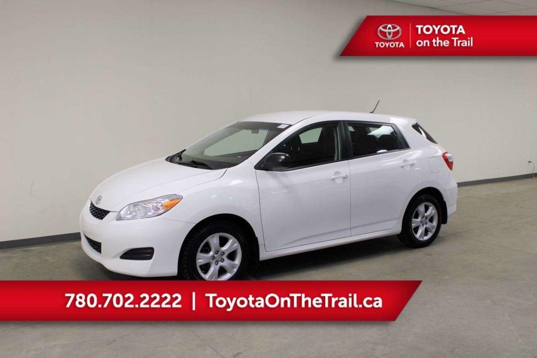 2014 Toyota Matrix  for sale in Edmonton, Alberta