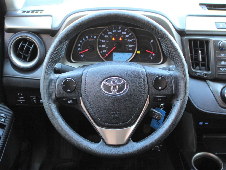 2015 Toyota RAV4 LE for sale in Edmonton, Alberta