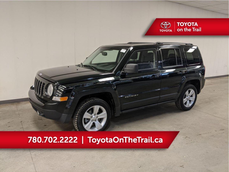 2013 Jeep Patriot Sport for sale in Edmonton, Alberta