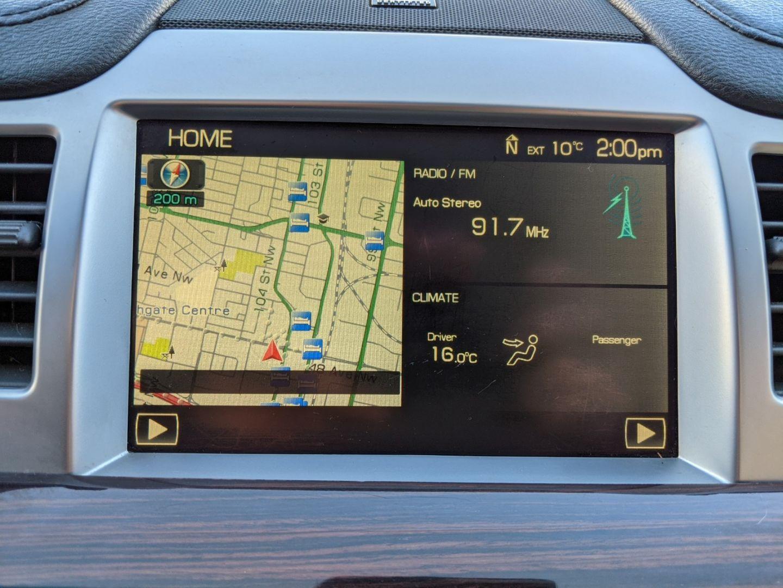 2009 Lincoln MKS AWD for sale in Edmonton, Alberta