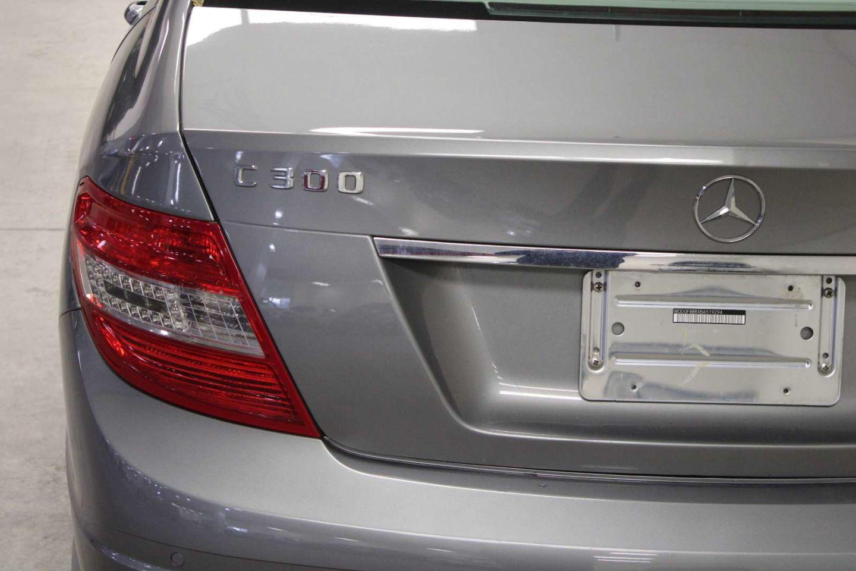 2011 Mercedes-Benz C-Class C 300 for sale in Edmonton, Alberta