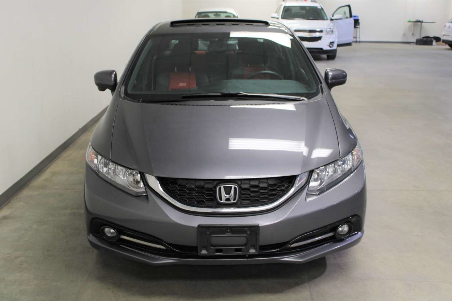 2015 Honda Civic Sedan Si for sale in Edmonton, Alberta
