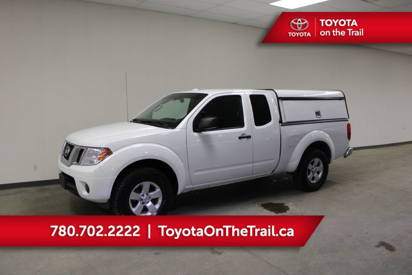 2013 Nissan Frontier SV for sale in Edmonton, Alberta