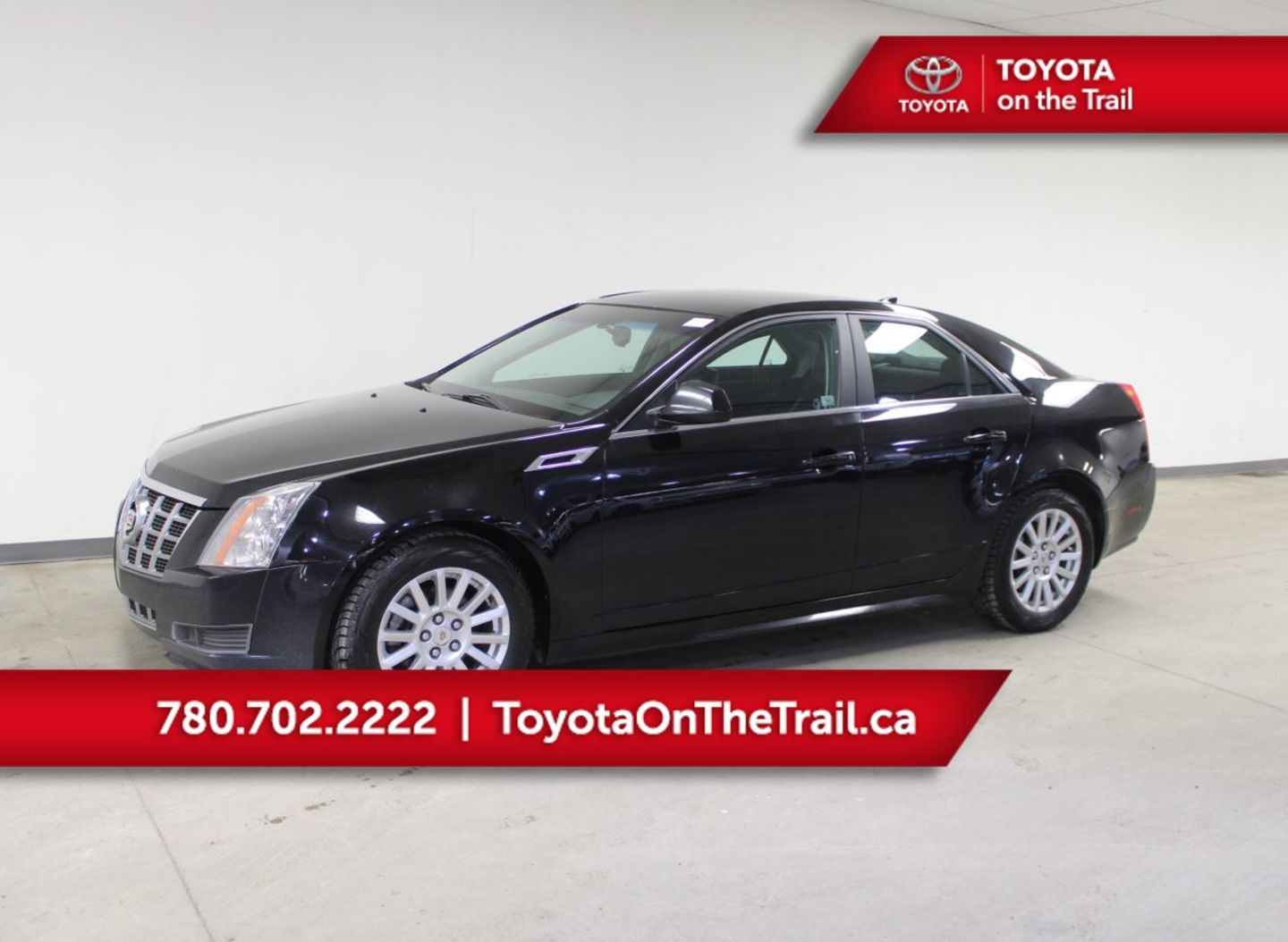 2012 Cadillac CTS Sedan  for sale in Edmonton, Alberta