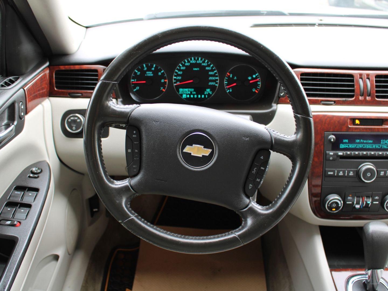 2010 Chevrolet Impala LT for sale in Edmonton, Alberta