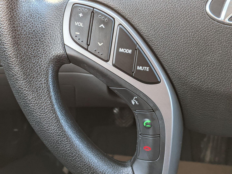 2014 Hyundai Elantra Coupe GL for sale in Edmonton, Alberta
