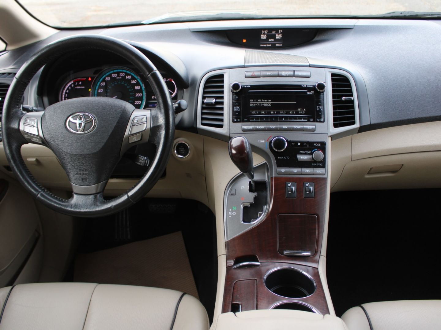 2011 Toyota Venza  for sale in Edmonton, Alberta