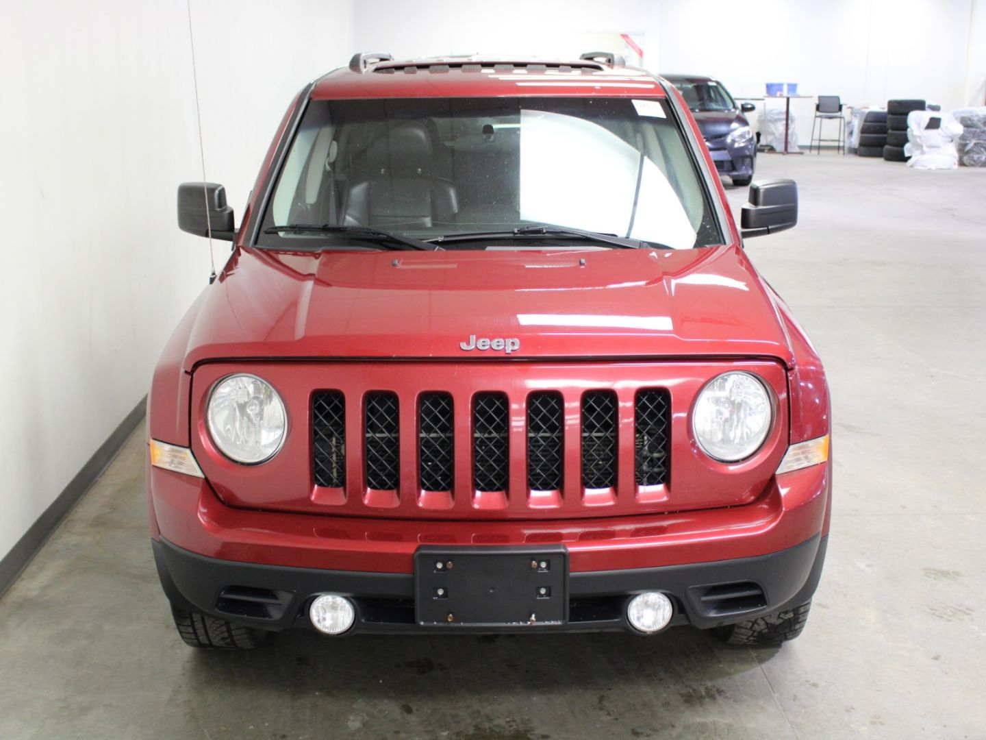 2015 Jeep Patriot High Altitude for sale in Edmonton, Alberta
