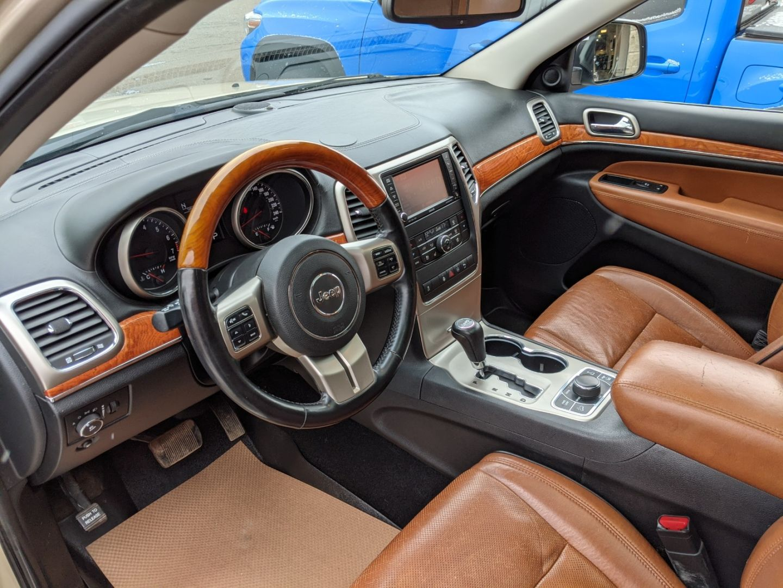 2012 Jeep Grand Cherokee Overland for sale in Edmonton, Alberta