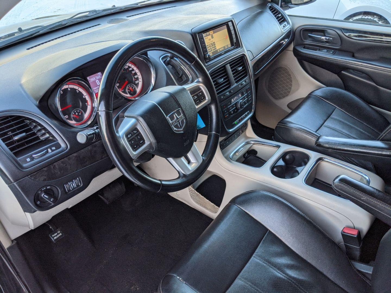 2012 Dodge Grand Caravan Crew Plus for sale in Edmonton, Alberta