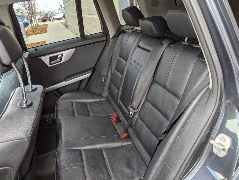 2010 Mercedes-Benz GLK-Class GLK 350 for sale in Edmonton, Alberta