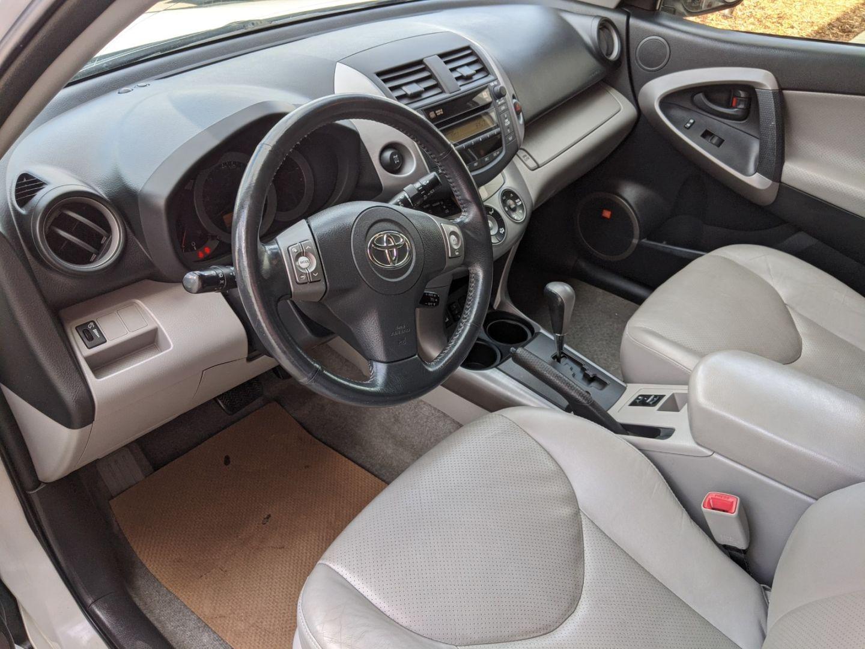 2008 Toyota RAV4 Limited for sale in Edmonton, Alberta