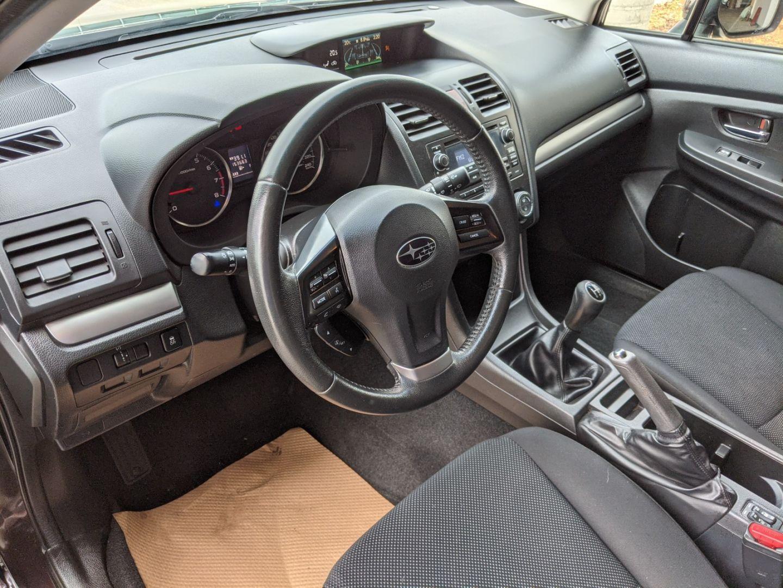 2012 Subaru Impreza 2.0i w/Touring Pkg for sale in Edmonton, Alberta