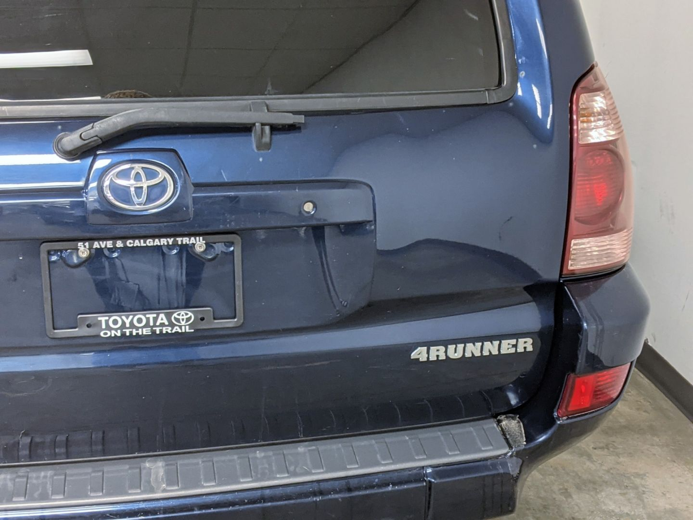 2005 Toyota 4Runner Limited for sale in Edmonton, Alberta
