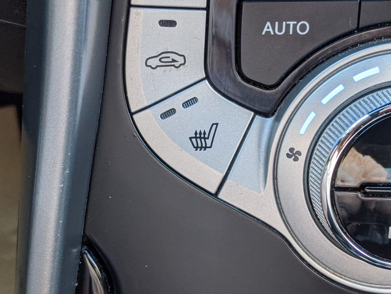 2012 Hyundai Elantra Limited for sale in Edmonton, Alberta