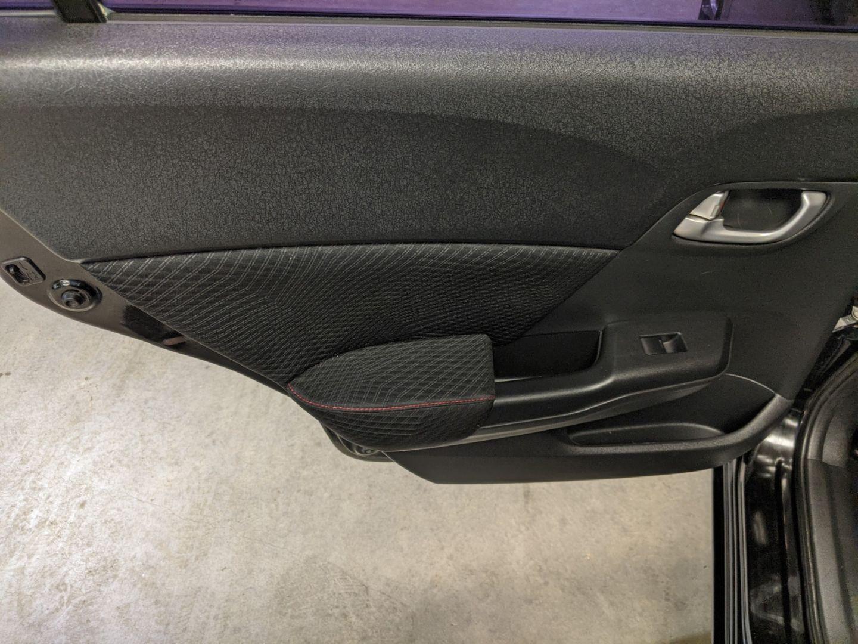 2012 Honda Civic Sdn Si for sale in Edmonton, Alberta