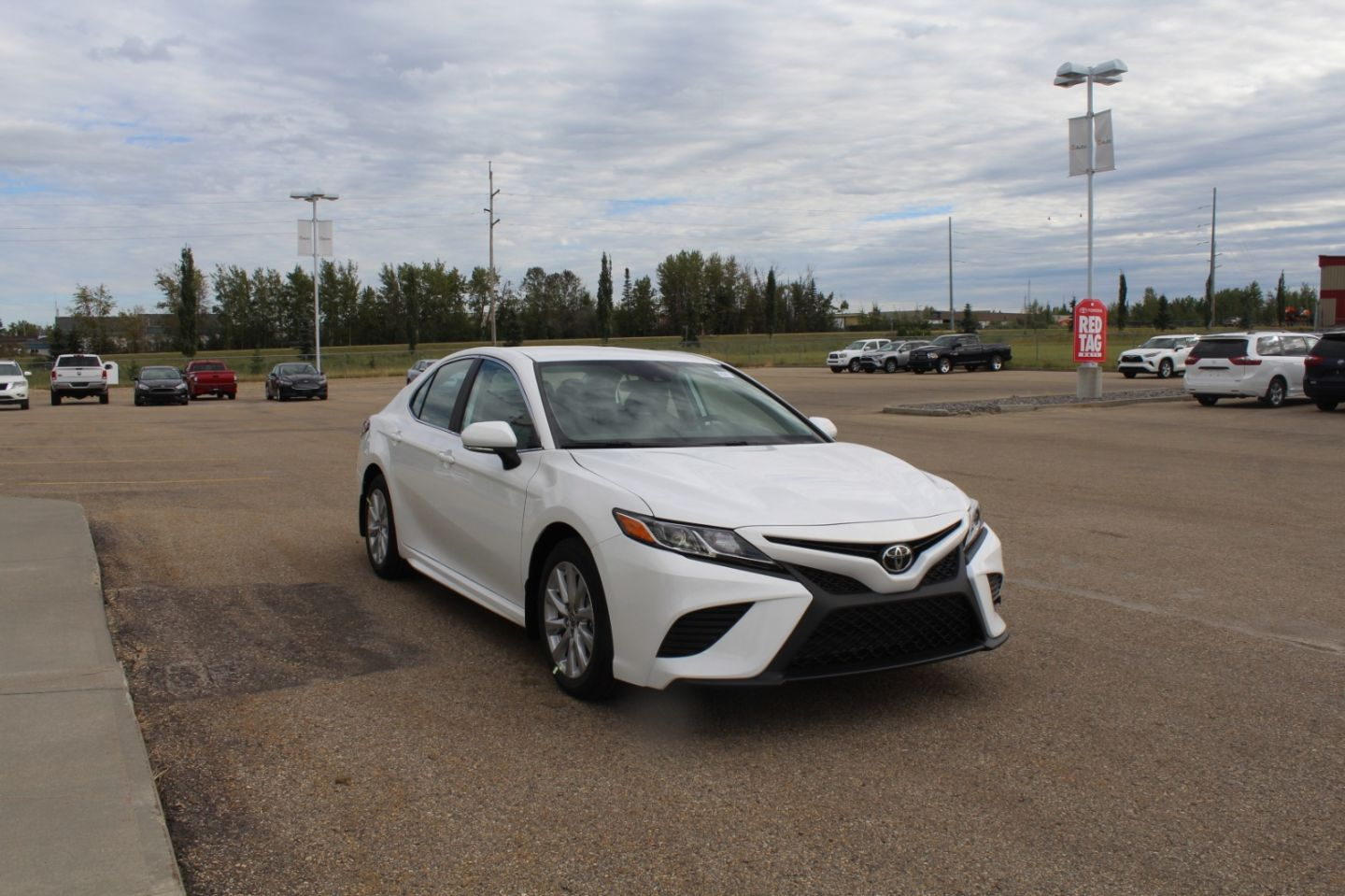 2020 Toyota Camry SE for sale in Drayton Valley, Alberta