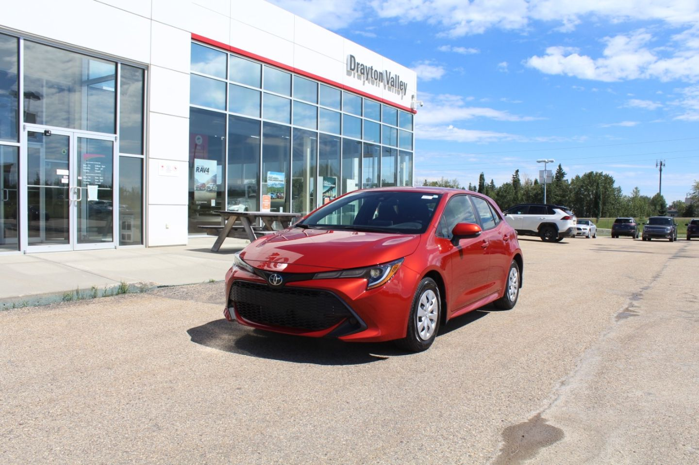 2020 Toyota Corolla Hatchback  for sale in Drayton Valley, Alberta