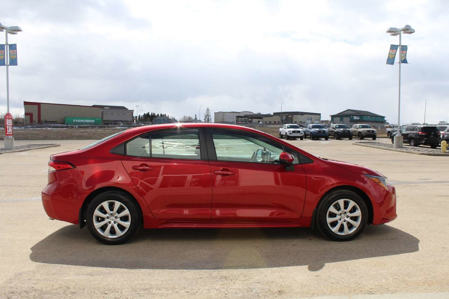 2020 Toyota Corolla LE for sale in Drayton Valley, Alberta