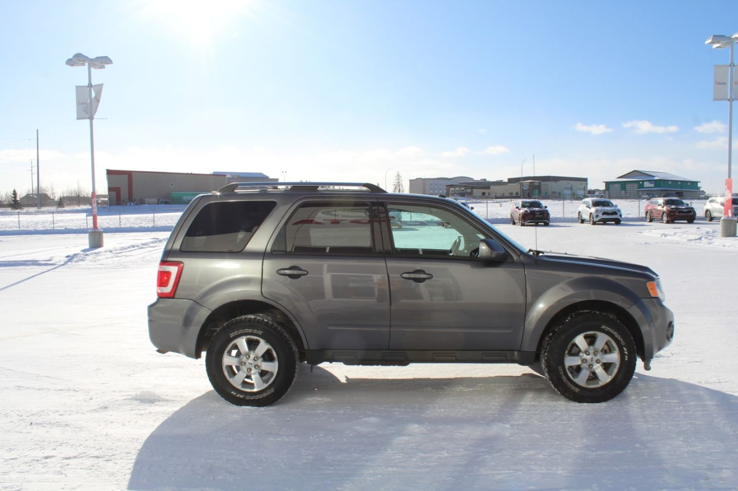 2010 Ford Escape Limited for sale in Drayton Valley, Alberta