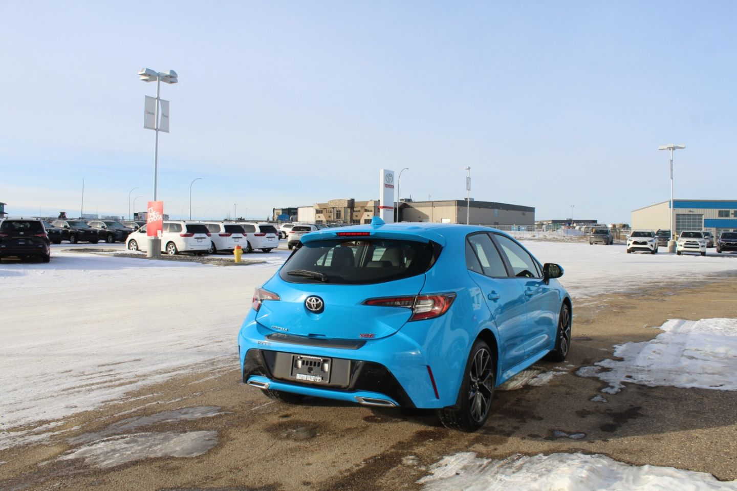 2021 Toyota Corolla Hatchback  for sale in Drayton Valley, Alberta
