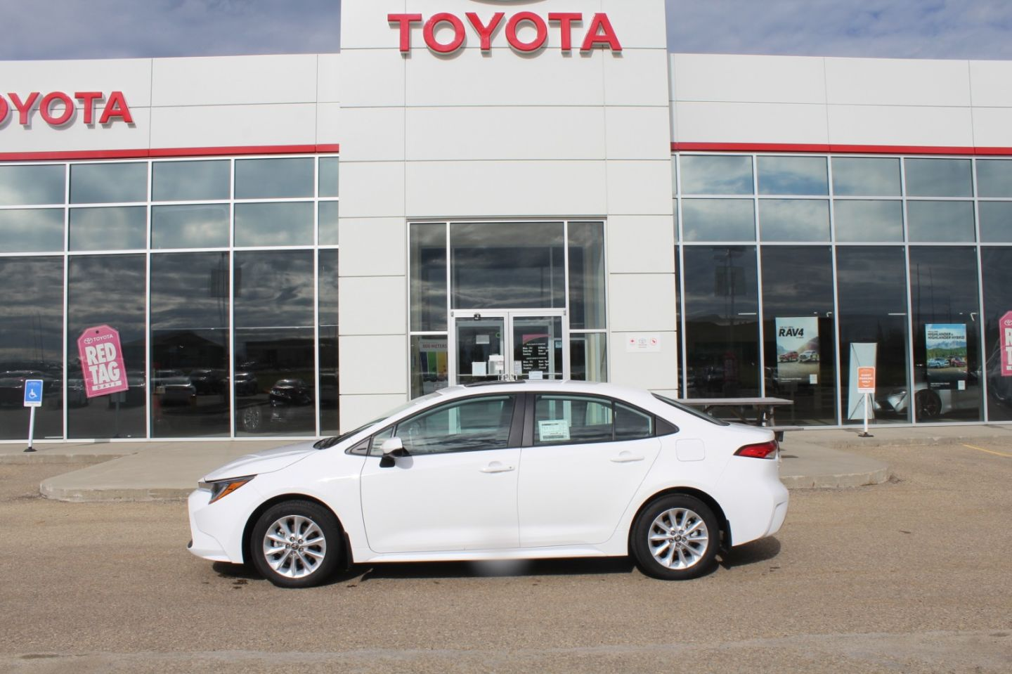 2021 Toyota Corolla LE for sale in Drayton Valley, Alberta
