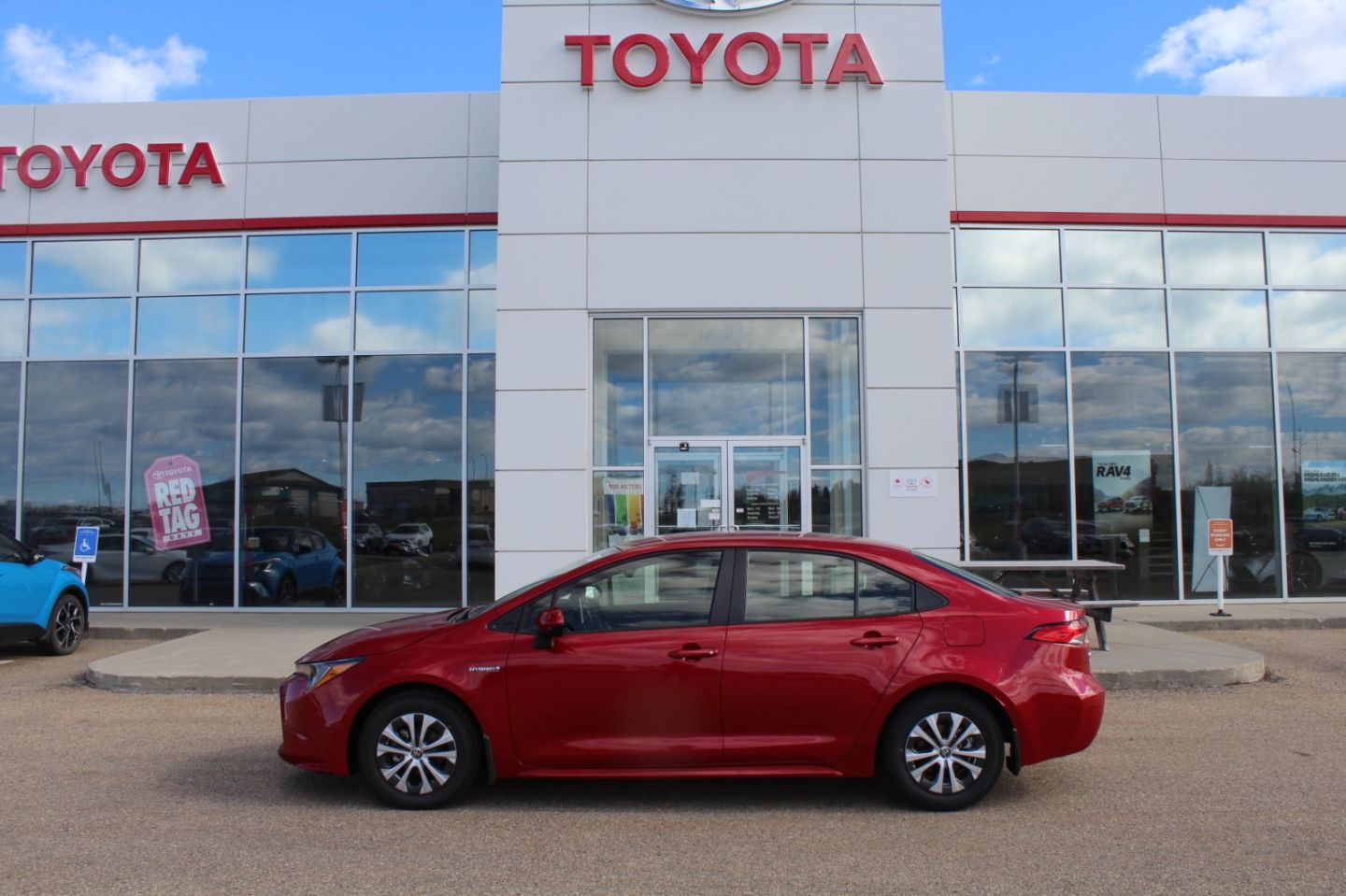 2021 Toyota Corolla Hybrid for sale in Drayton Valley, Alberta