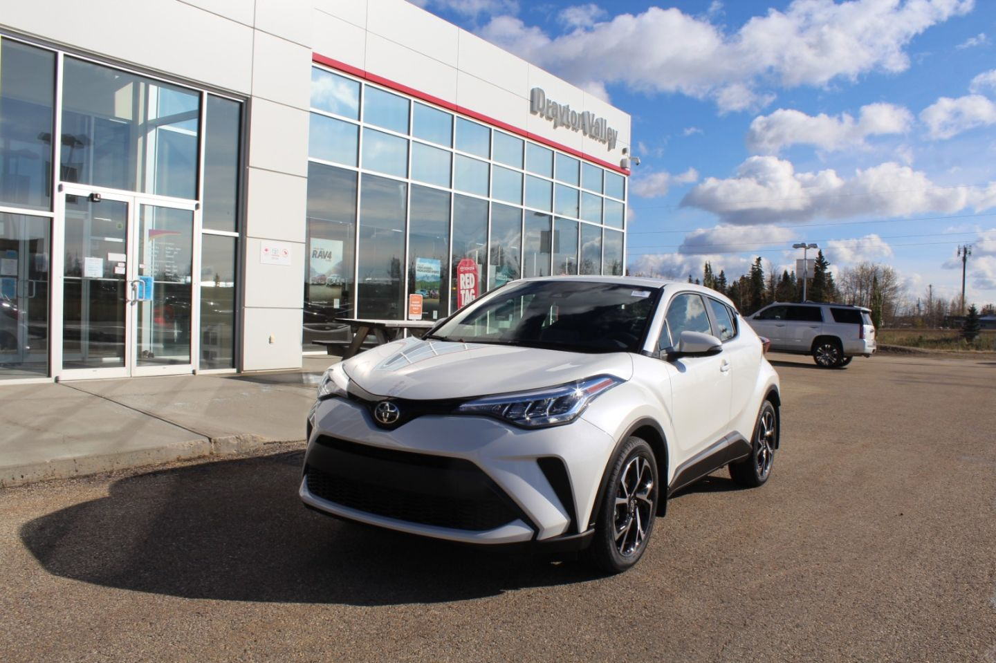 2021 Toyota C-HR XLE for sale in Drayton Valley, Alberta