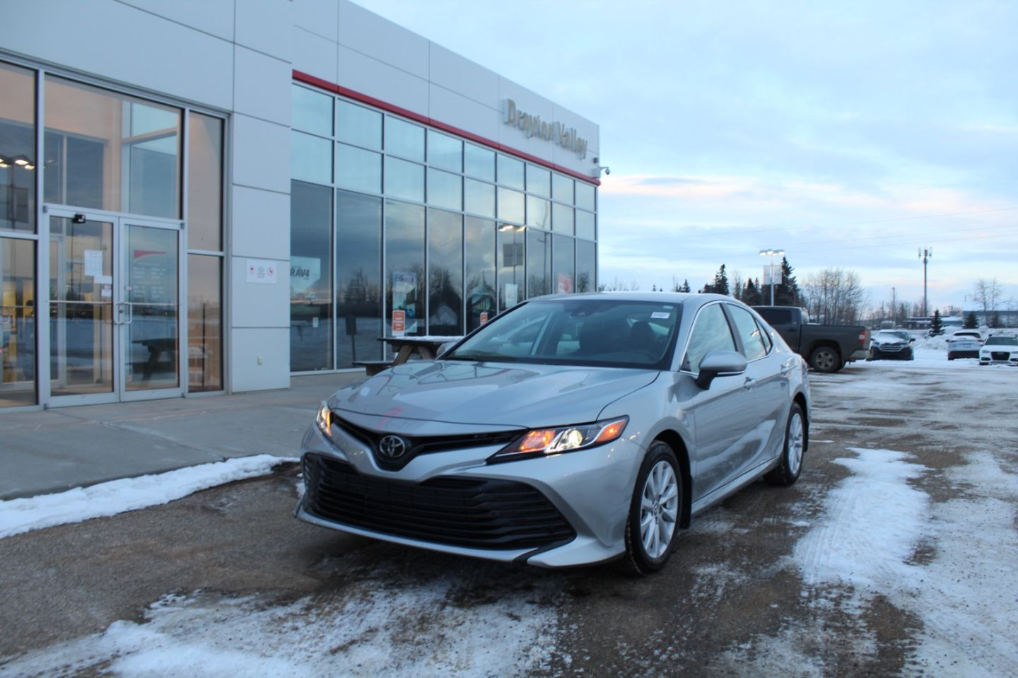 2019 Toyota Camry LE for sale in Drayton Valley, Alberta
