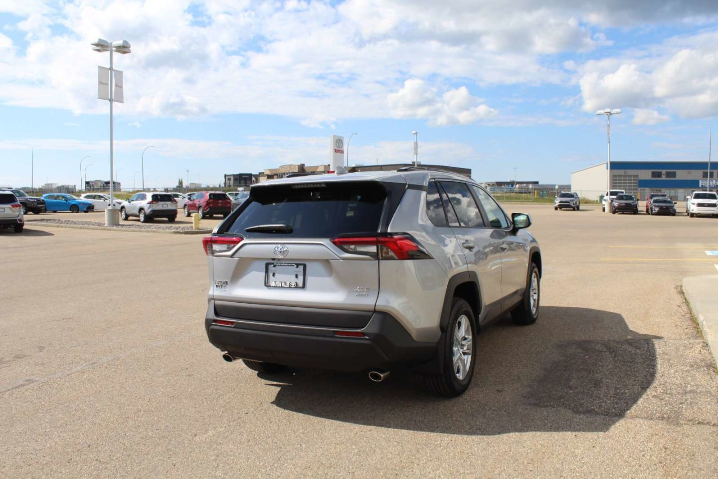 2019 Toyota RAV4 XLE for sale in Drayton Valley, Alberta