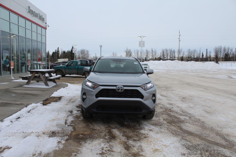 2019 Toyota RAV4 XLE for sale in Drayton Valley, Alberta