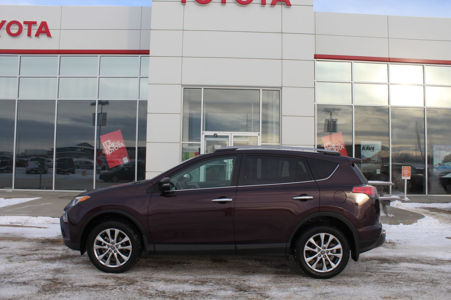 2017 Toyota RAV4 Limited for sale in Drayton Valley, Alberta