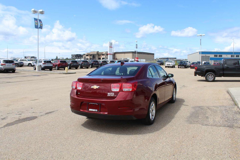 2016 Chevrolet Malibu Limited LT for sale in Drayton Valley, Alberta