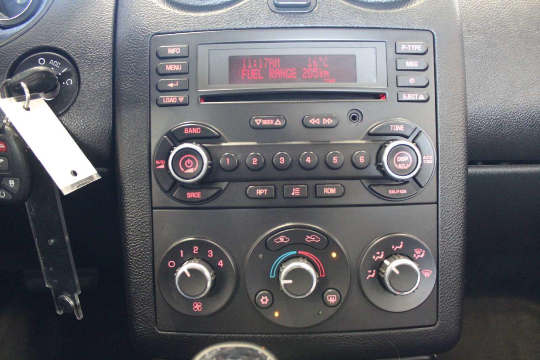 2009 Pontiac G6 GT w/1SA *Ltd Avail* for sale in Drayton Valley, Alberta