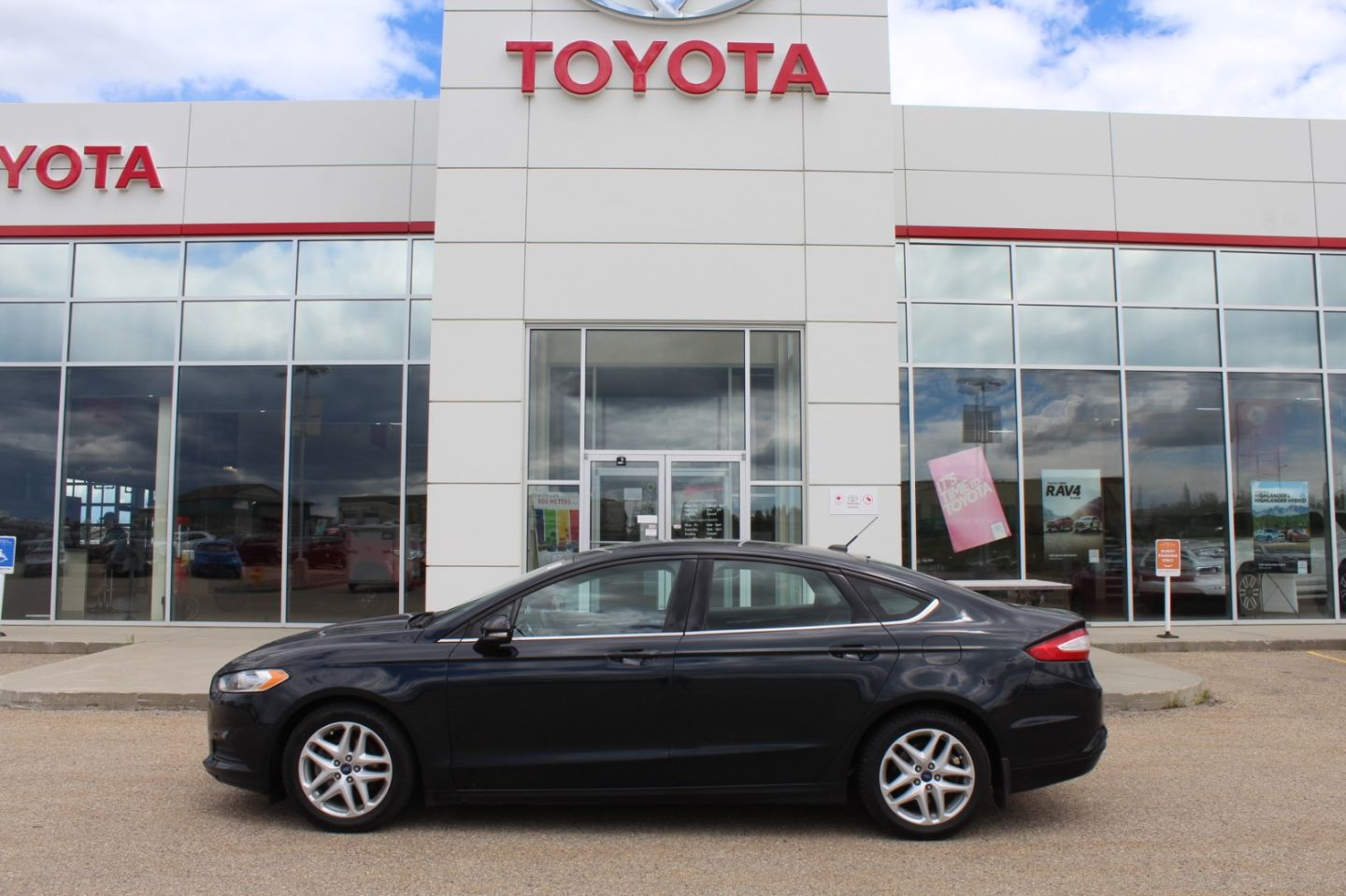 2014 Ford Fusion SE for sale in Drayton Valley, Alberta