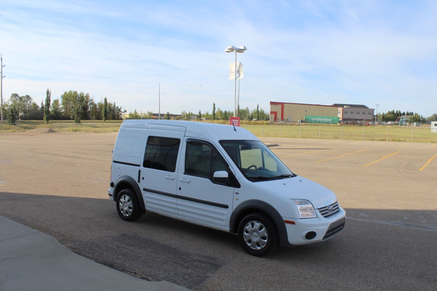 2012 Ford Transit Connect Wagon XLT for sale in Drayton Valley, Alberta
