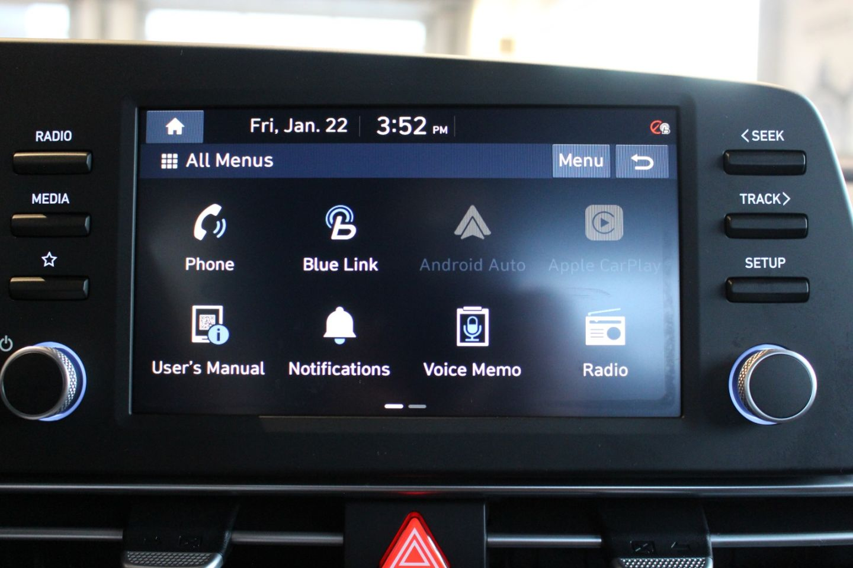 2021 Hyundai Elantra Ultimate for sale in Spruce Grove, Alberta