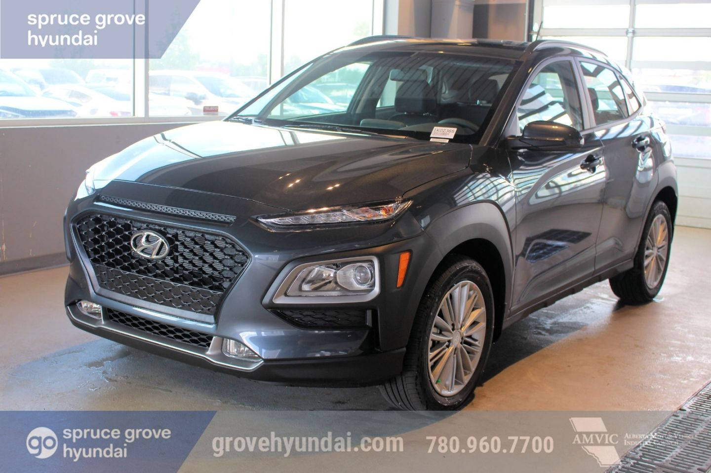 2021 Hyundai Kona Preferred for sale in Spruce Grove, Alberta