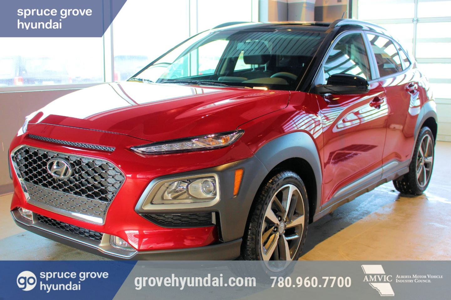 2021 Hyundai Kona Trend for sale in Spruce Grove, Alberta