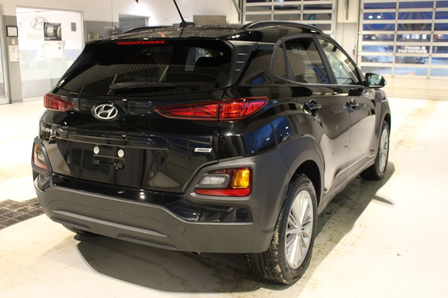 2021 Hyundai Kona Luxury for sale in Spruce Grove, Alberta
