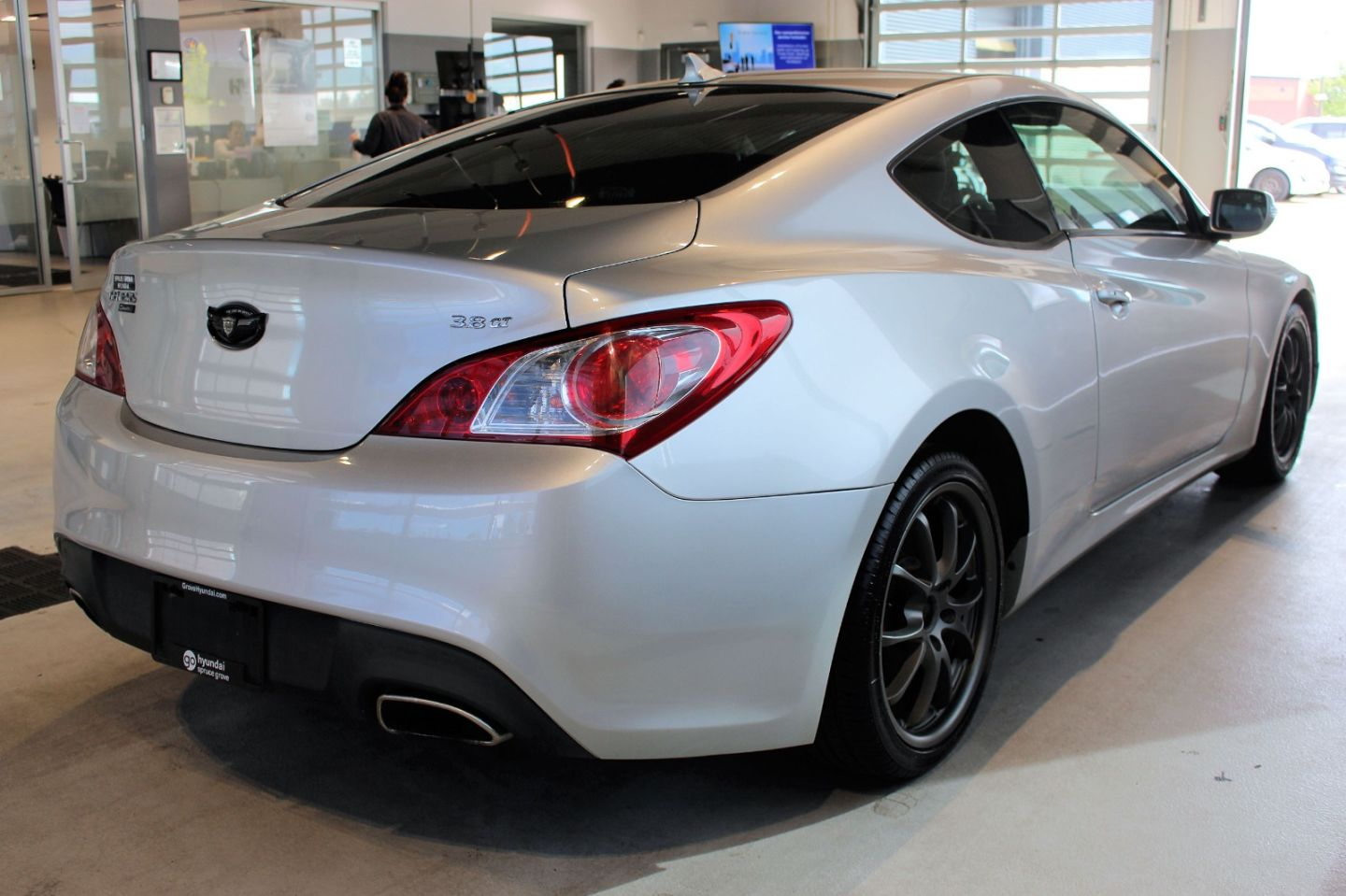 2012 Hyundai Genesis Coupe GT for sale in Spruce Grove, Alberta