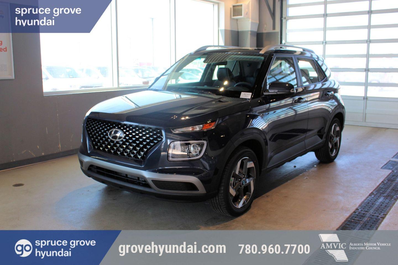 2021 Hyundai Venue Ultimate for sale in Spruce Grove, Alberta
