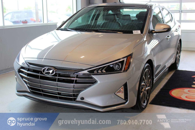 2020 Hyundai Elantra Luxury for sale in Spruce Grove, Alberta