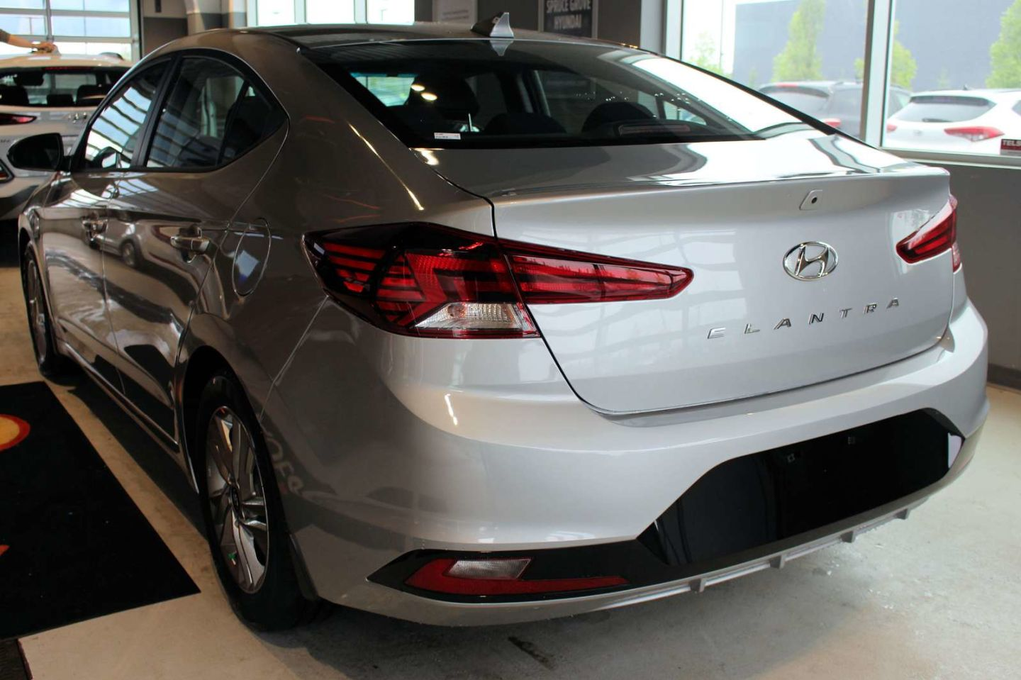 2020 Hyundai Elantra Preferred w/Sun & Safety Package for sale in Spruce Grove, Alberta