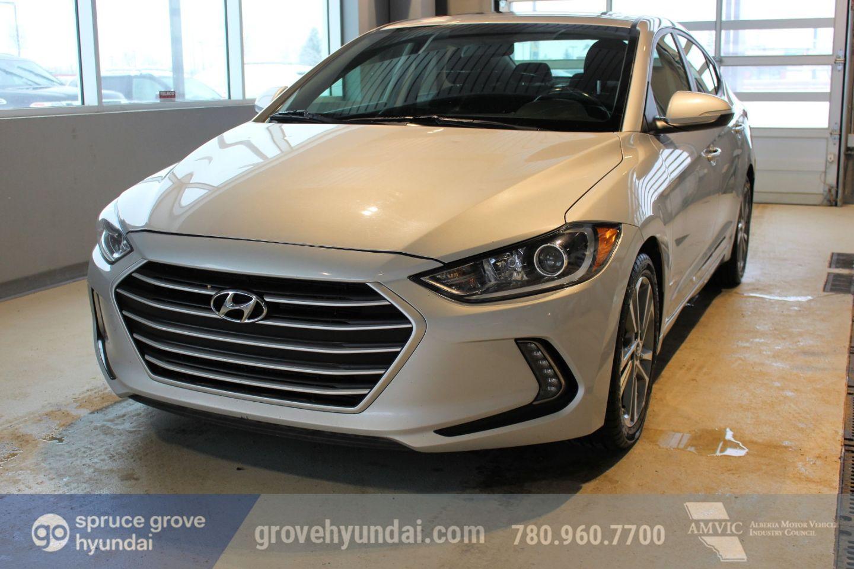 2017 Hyundai Elantra GLS for sale in Spruce Grove, Alberta