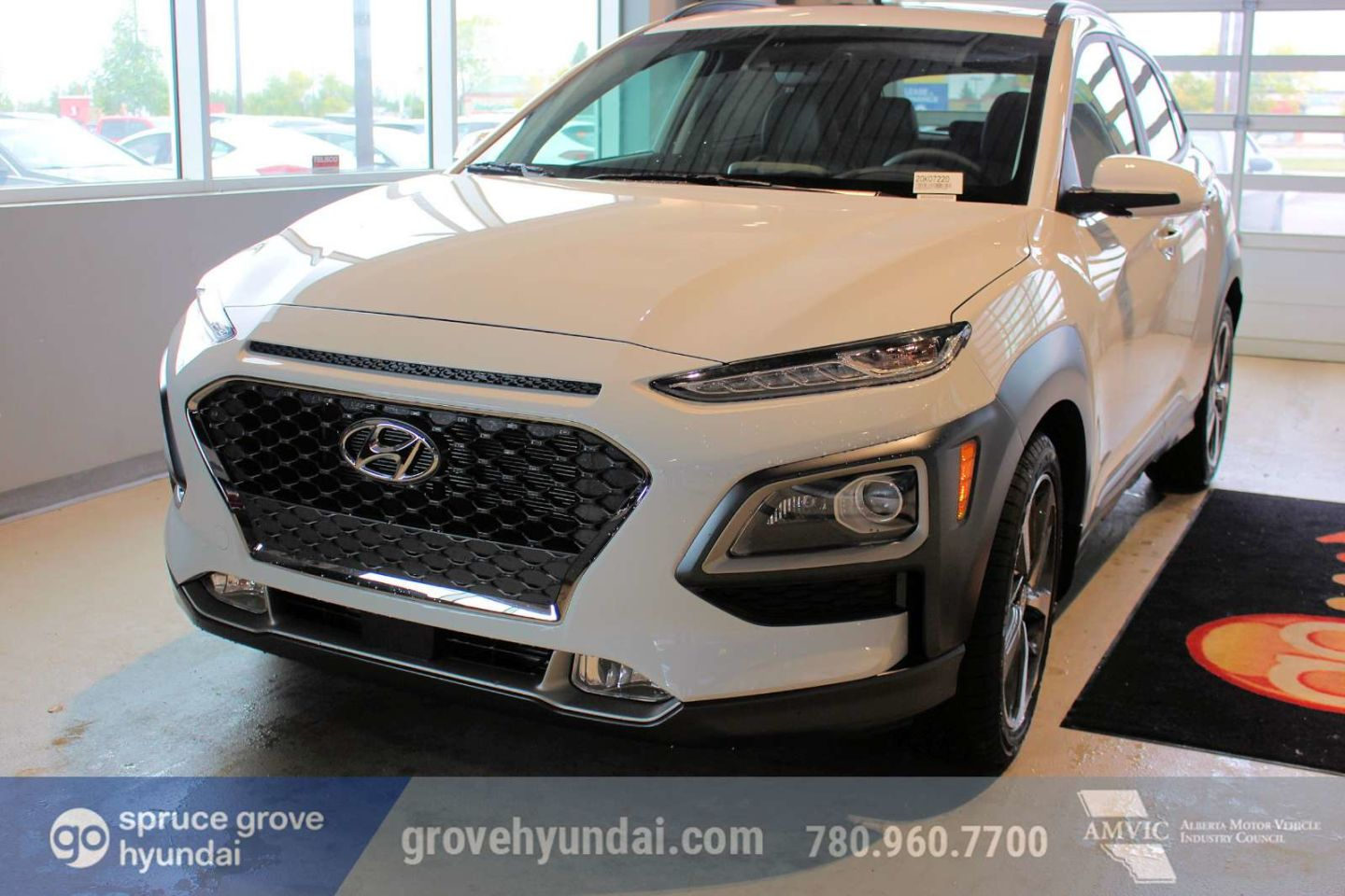 2020 Hyundai Kona Ultimate for sale in Spruce Grove, Alberta